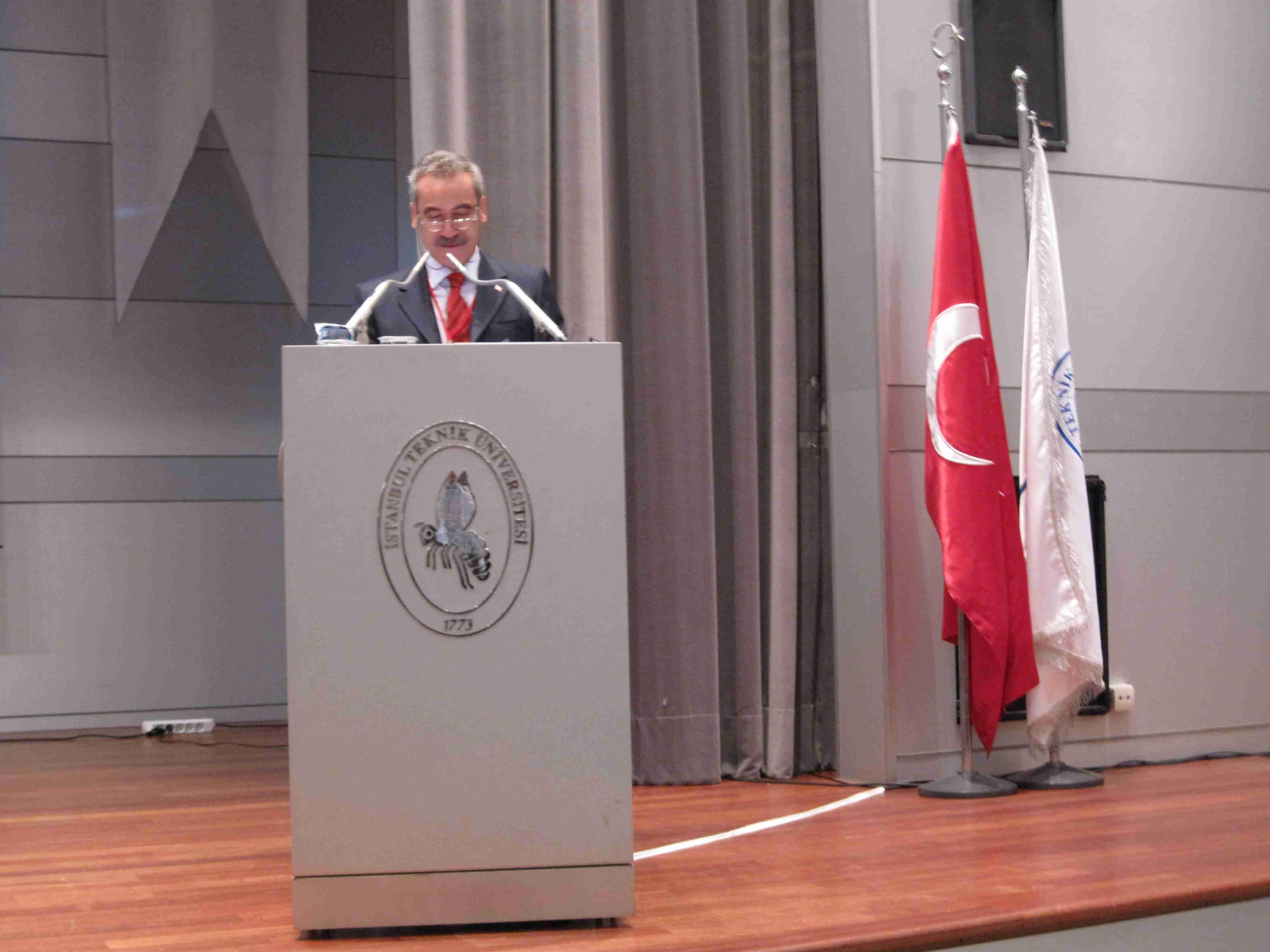 Eröffnung durch Dr. Altay Onur