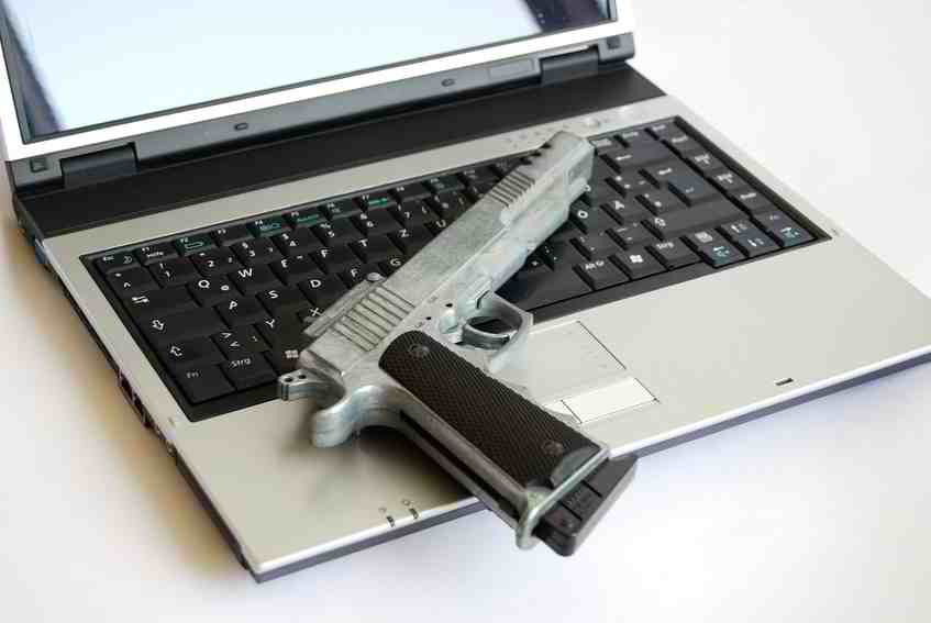 Computerkriminalitaet