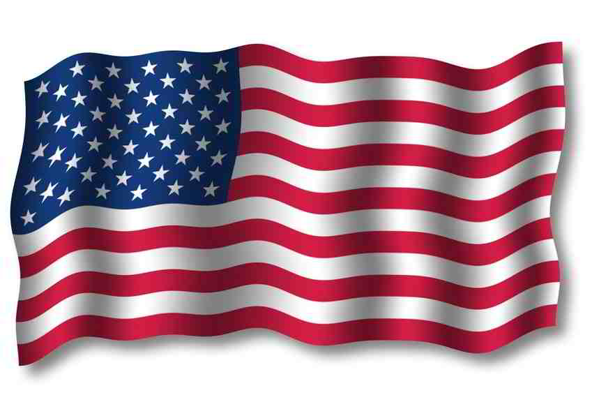 Flagge USA small
