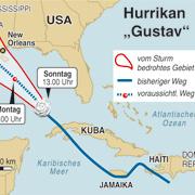 Hurrikan Gustav