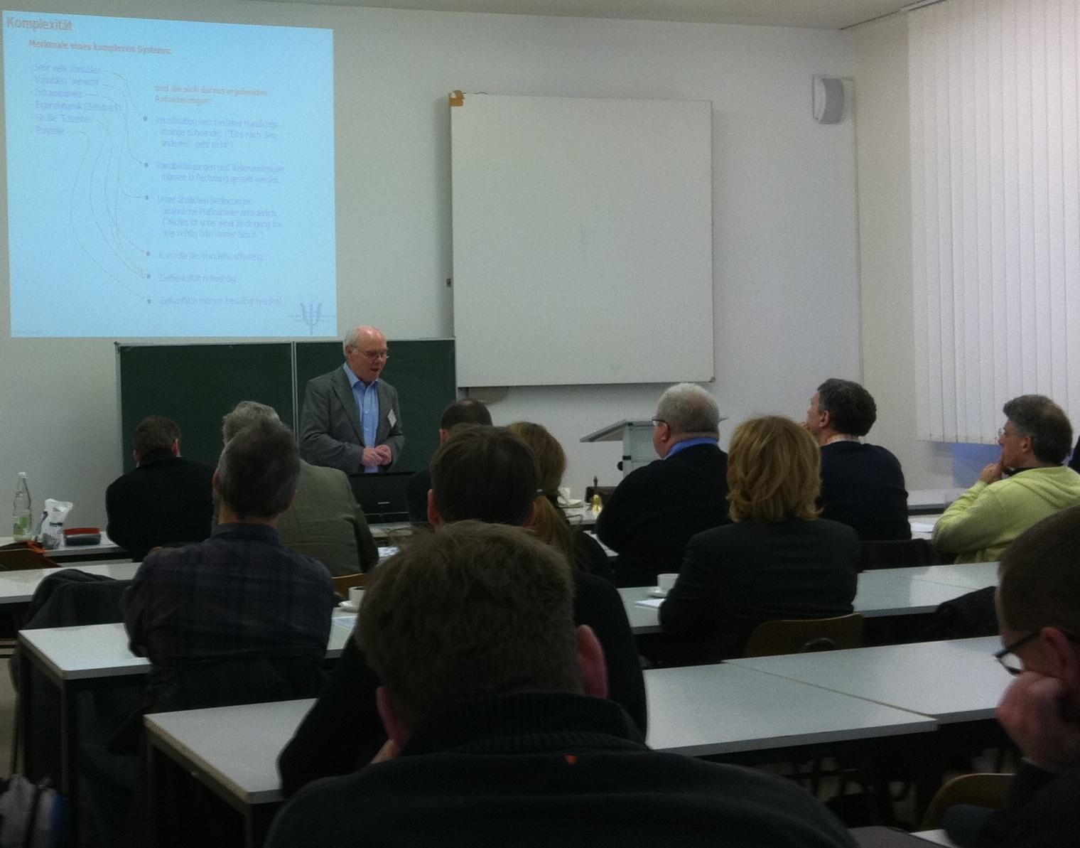Workshop am 4. Dezember 2010 Bamberg